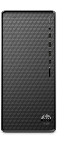 HP Desktop PC M01-F0225ng 256GB SSD 8GB RAM Intel i5 DVD schwarz B-Ware