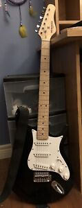 Behringer Electric Guitar (with Amp and Case)