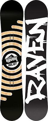 Snowboard Raven Relict 2019 - alle Längen - Neu!