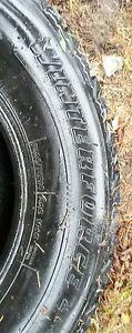 three types winter tires 15""