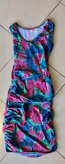 Mammabelle size 8 maternity & breastfeeding dress