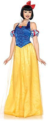 Adult Movie Snow White The Seven Dwarfs Disney Princess Snow White Dress Costume