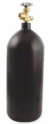 40 Cf Welding Cylinder Tank Bottle For Argon- 7525- Nitrogen Dot New 10 Year