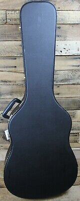Musician's Gear Deluxe Classical or Folk Guitar Hard Case - Missing foot -