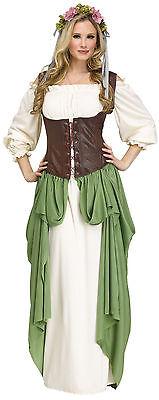Adult Tavern Wench Renaissance (Tavern Wench Kostüm Kostüm)