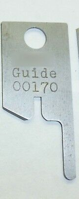 New - .144 Wire Guide Blades - Eubanks 2600 2700 Wire Stripper