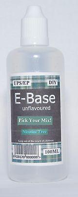 30 70 50 50 80 20 Vg Pg 100Ml Mix Propylene Glycole Vegetable Glycerin Base Diy
