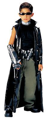 Slayer Commander Kind Jungen Kostüm Blade Vampir Halloween Kostüm Rubies (Blade Vampir Kostüme)