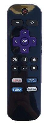 Us New Remote For Insignia Roku Led Tv Netflix Cineplex Rido Google Play