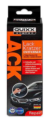 Quixx Lack Kratzer Entferner Set Kratzerentferner