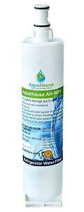 Compatible water filter for Whirlpool Fridge Freezer SBS002 4396508 481281729632
