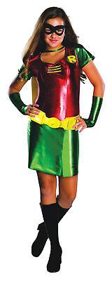 Tween Halloween Movies (Batman Robin Tween Girls Costume Movie Teens Heroes Color Theme Party)