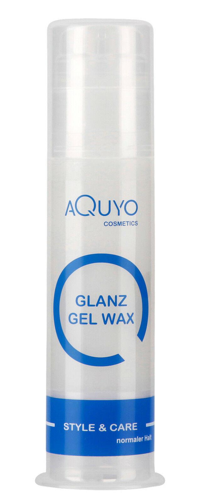 Glanz Gel Wax Stylingcreme Haarcreme glänzendes Haar Creme Styling Wachs Wax