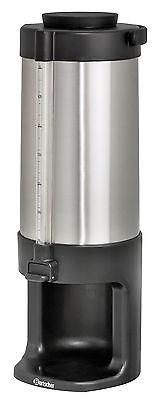 Bartscher 3 Liter Iso-Dispenser Dispenser Getränkespender doppelwandig 150982