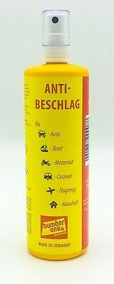 number one-Autopflege, Anti-Beschlag-Spray für Brillen, Spiegel,Visiere,Scheiben