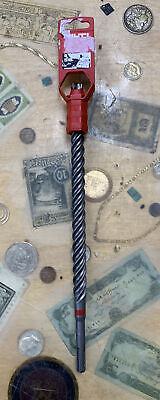 Hilti Te-cx Sds Plus Imperial Hammer Drill Bit Te-cx 58 X 12 435019 New