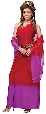 Roman Goddess Adult Womens Costume Gown Medieval Renaissance Halloween - Renaissance Goddess