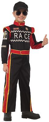 Race Car Driver Boys Costume Racing Suit Halloween](Race Car Suit Costume)