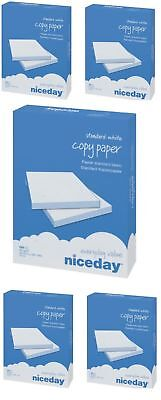 Photo Copierprinting Paper White A4 80gsm School Stationary Office Copy Paper