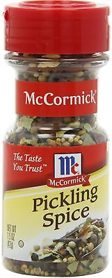 Mixed Pickling Spices - McCormick Mixed Pickling Spices 1.5 oz