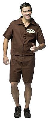 Herr Cooter Biber Pflege J Erwachsene Kostüm Braun - Biber Kostüme