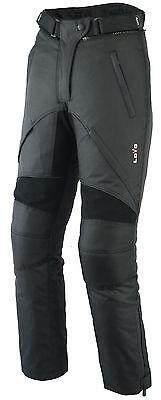 Pantalones de mujer para moto, Totalmente Impermeables en talla S hasta 5XL