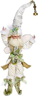"[Mark Roberts Fairies - Winter Mint Fairy 51-97330 Medium 15"" Figurine </Title]"