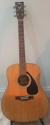 Yamaha F310  Acoustic Guitar - Natural - Immaculate Condition With Bag