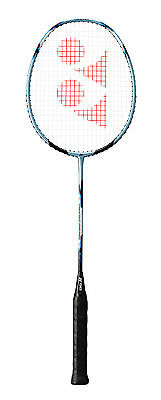 YONEX Voltric Power Storm Badmintonschläger Badminton Racket bespannt -NEU-