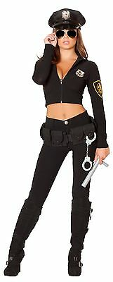 Miss Law and Order Police Costume Cop Costume Police Woman Outfit Roma - Female Cop Outfit