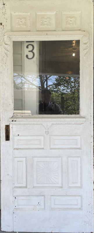 Entry/pantry Door
