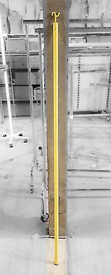 Aufhängehilfe Teleskoparm Textilstange verlängerter Arm Kleidergabel Hilfsmittel