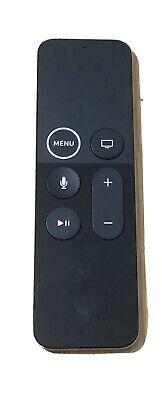Genuine Apple TV Remote Siri A1962 4th Gen