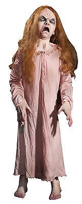 HALLOWEEN LIFE SIZE ANIMATED CREEPY CATHY EXORCIST  PROP DECORATION ANIMATRONIC