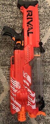 Nerf Rival Nemesis Blaster MXVII-10K - Red (B8240US20)