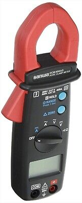 Sanwa Clamp Meter Dcm400ad From Japan New