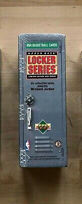 MICHAEL JORDAN UPPER DECK NBA LOCKER SERIES 1991-92 COLLECTIBLE  BOXES 2 of 6