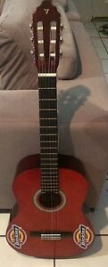 VALENCIA TC4K FULL CLASSICAL NYLON STRING GUITAR Zillmere Brisbane North East Preview