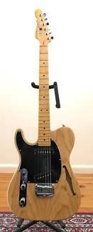 GnL ASAT (left- handed) Telecaster- Style Guitar