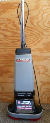 Hoover FloorMax Supreme Hard Floor Polisher Carpet Cleaning  Shampooer Scrubber