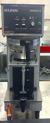 Bunn Single Coffee Maker Brewer Machine Bunn O Matic Commercial 23050.0087