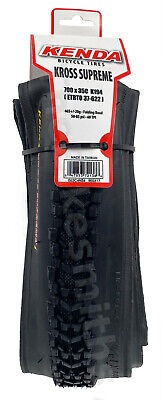 kross supreme 700c tire black