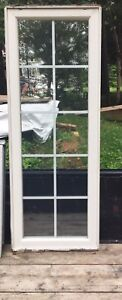 2 cottage windows
