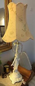 VINTAGE FRENCH LAMP Northbridge Willoughby Area Preview