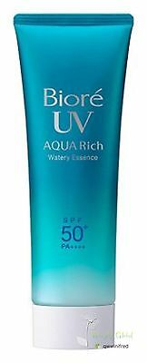 Value Biore Uv Aqua Rich Watery Essence Sunscreen 85G 2017 Limited Big Size