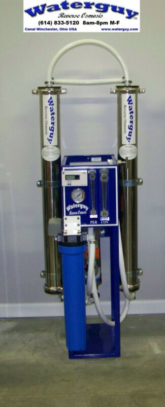Commercial Reverse Osmosis System For Sale