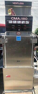 Cma 180-vl Ventless Commercial Dishwasher