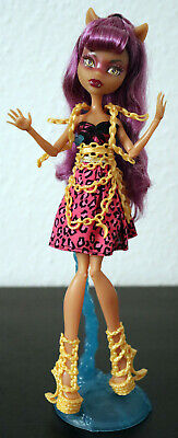 CLAWDEEN WOLF GREAT OUTFIT OOAK (Clawdeen Wolf Outfits)
