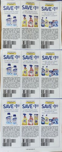 LYSOL Coupons - $2.99