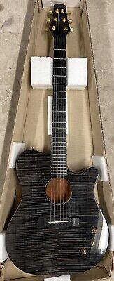 Carvin AC275 Flamed Maple Acoustic/Electric